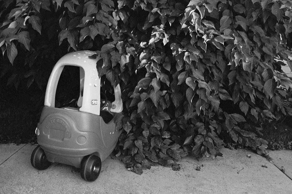 Cozy Coupe, Rochester, Minnesota. 2009.