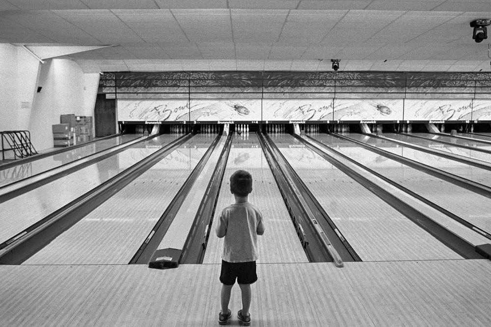 Bowling, Rochester, Minnesota. 2010.