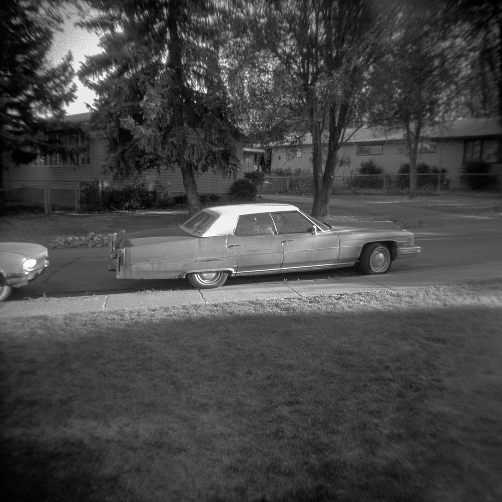 The Cadillac, Los Alamos, New Mexico, 1996.