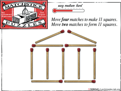 Matchstick Puzzle: 003