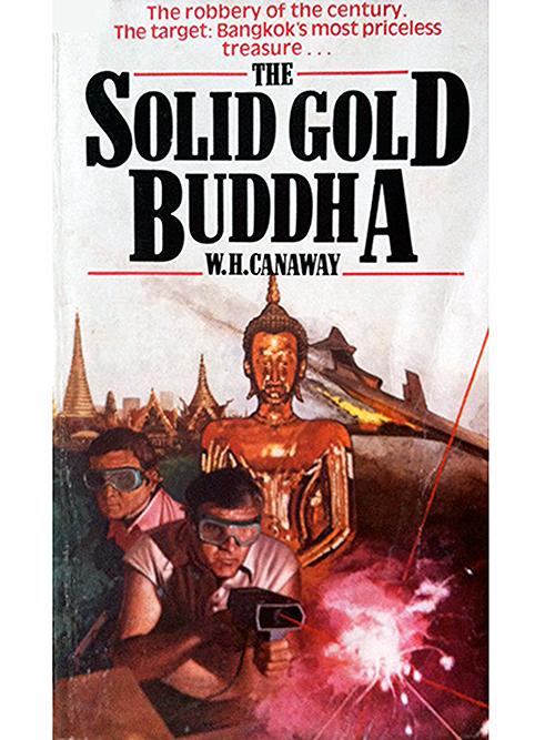 W H Canaway-Buddha