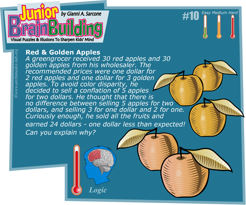 JUNIOR BRAINBUILDING PUZZLES