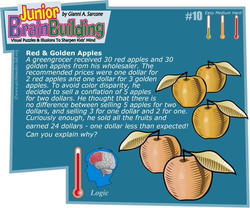 Junior Brainbuilding Puzzles