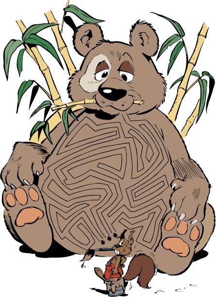 Bear_Maze