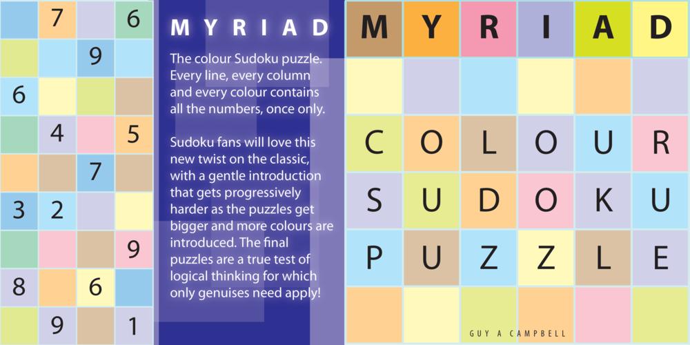 MYRIAD BOOK