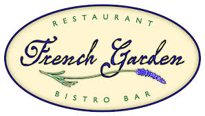 french garden logo