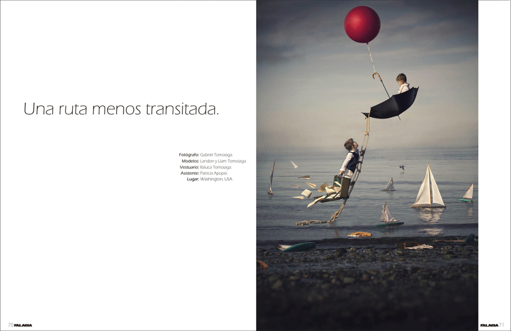 FALACIA Magazine Issue 1 http://www.magcloud.com/browse/issue/896645