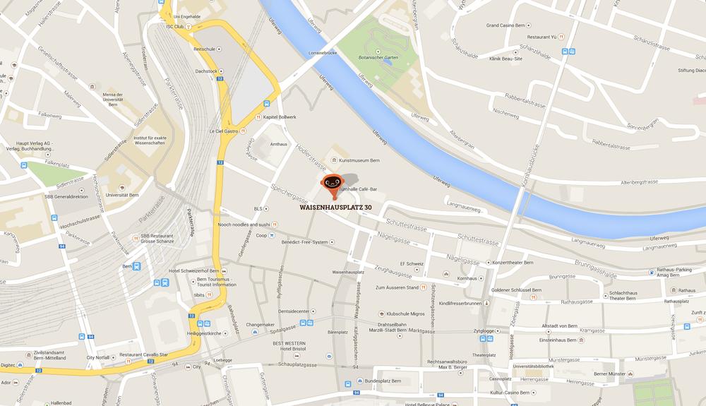 Klick auf die Karte öffnet Google Maps