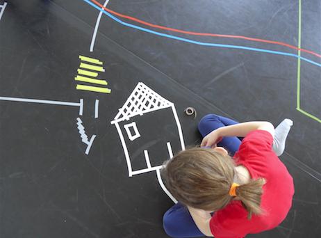 Progr Architektur entdecken und neugestalten   Baukultur Workshop mit Birgit Ruef und Susanne Kels   Samstag 22. Oktober 10 bis 12 Uhr  Alter: 8 bis 12 Jahre
