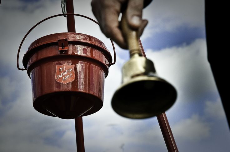 Bell Ringers : The Salvation Army
