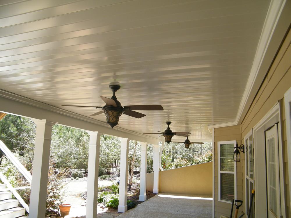 Install Outdoor Ceiling Fan Under Deck Www