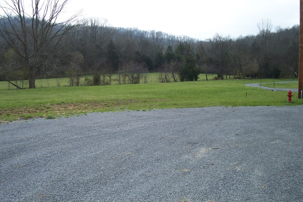 Lot 19 Valley View early 2002