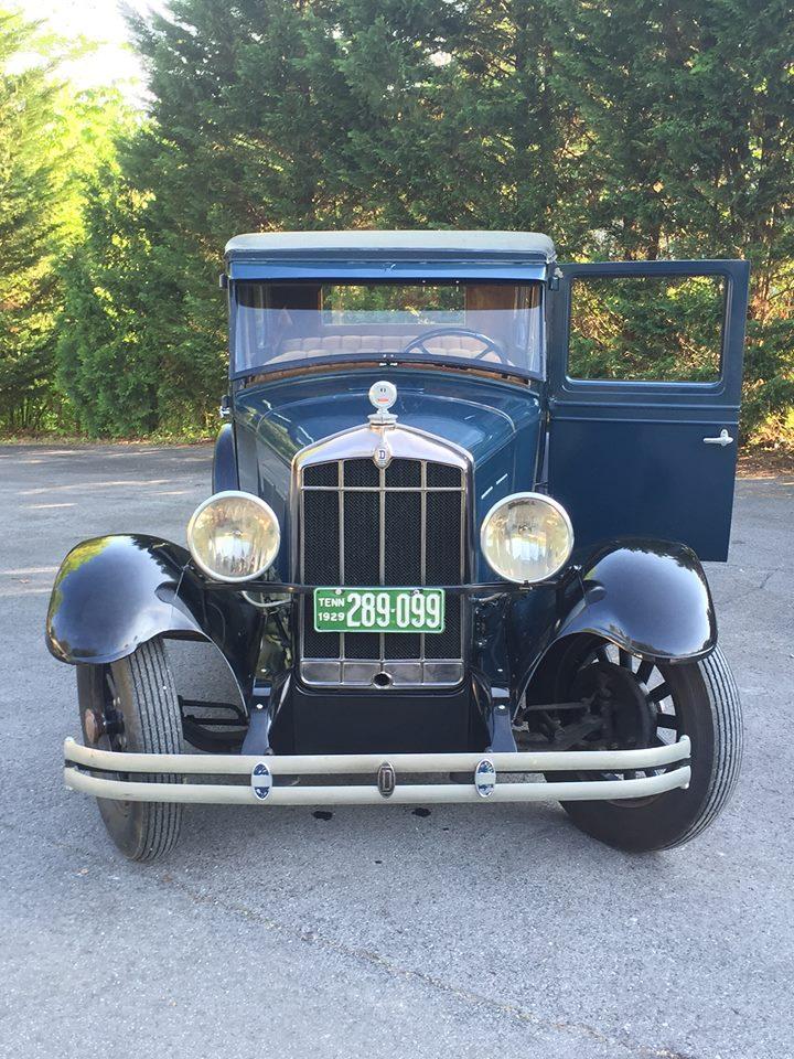 1929 Durant