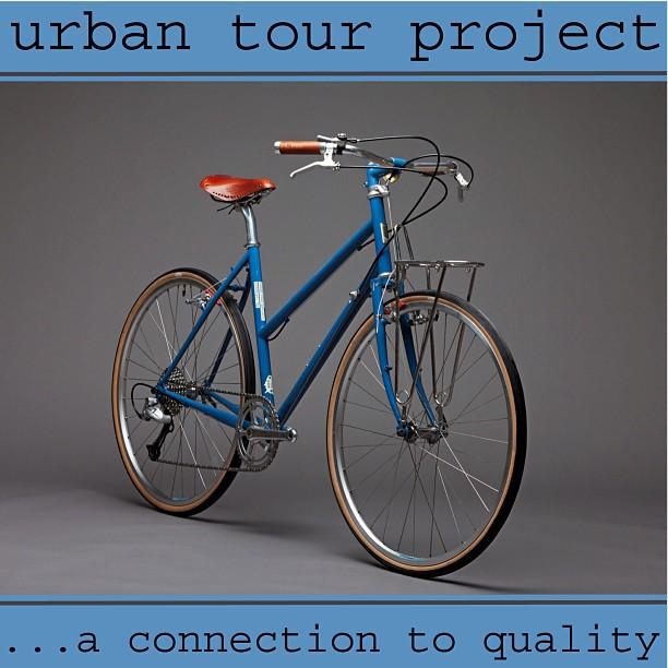 UTP.  Women's 650B  www.urban-tour.com  #urbantourproject