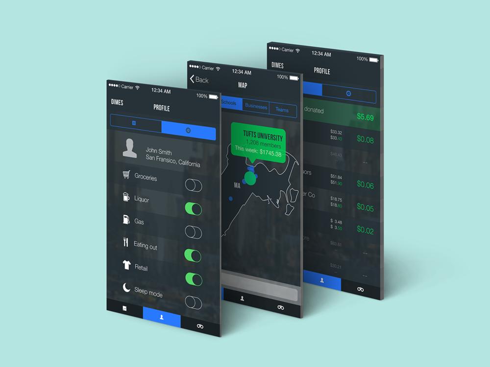 UX + UI DESIGN