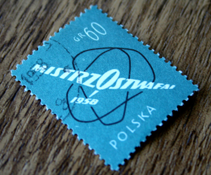 PolishStamp_Mistrz1958