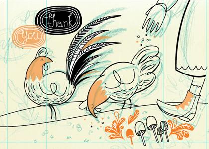 ChickenFeedSketch