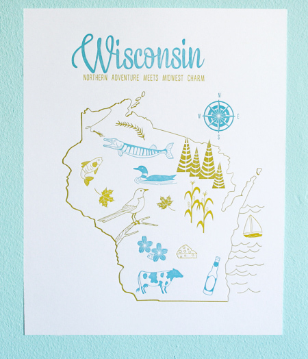 Wisconsin giveaway
