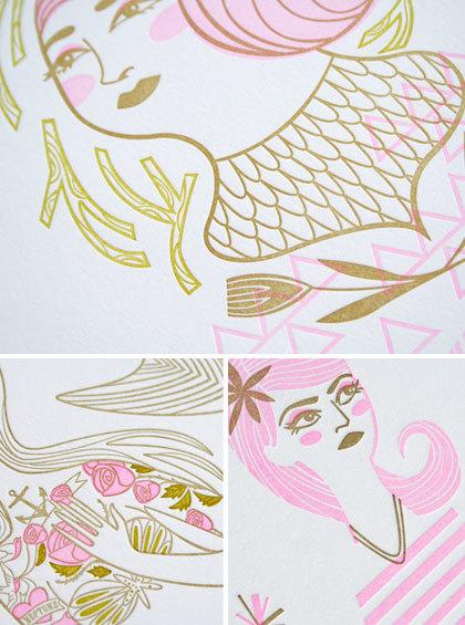 Limited Edition Prints Paper Parasol Press