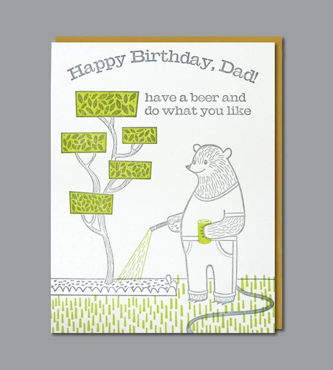 056 Dad Bear HB