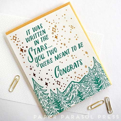 In The Stars | Paper Parasol Press