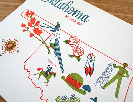 Oklahoma | Paper Parasol Press