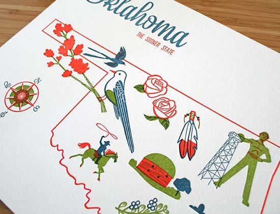 Oklahoma | Paper Parasol Press