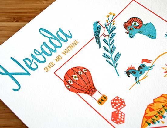 Nevada | Paper Parasol Press