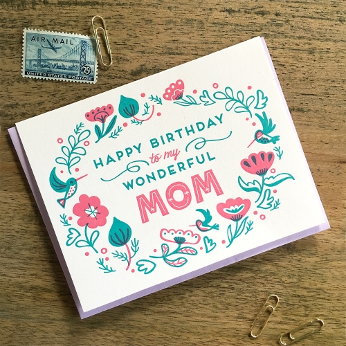 Wonder Mom / Paper Parasol Press