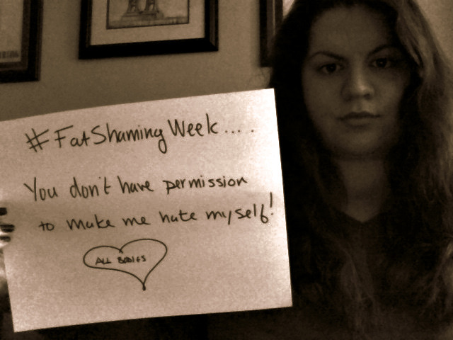 Permission - FatShamingWeek