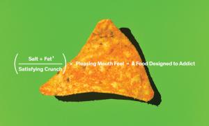 Junk food equation