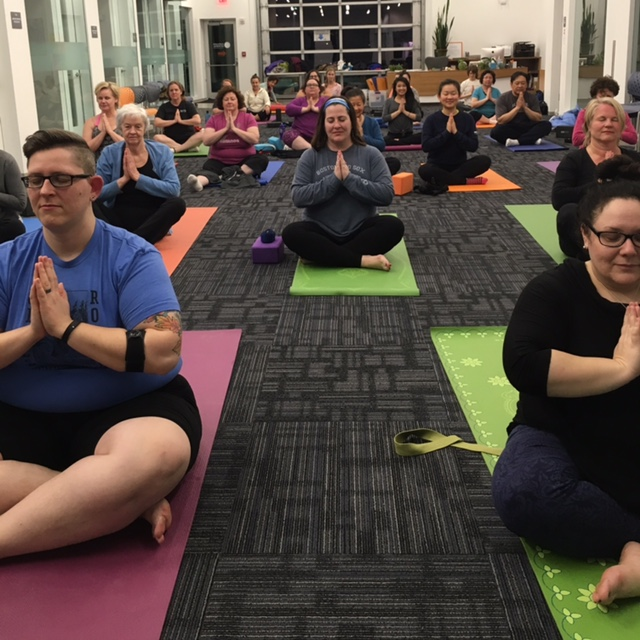 Gentle Yoga in Boston