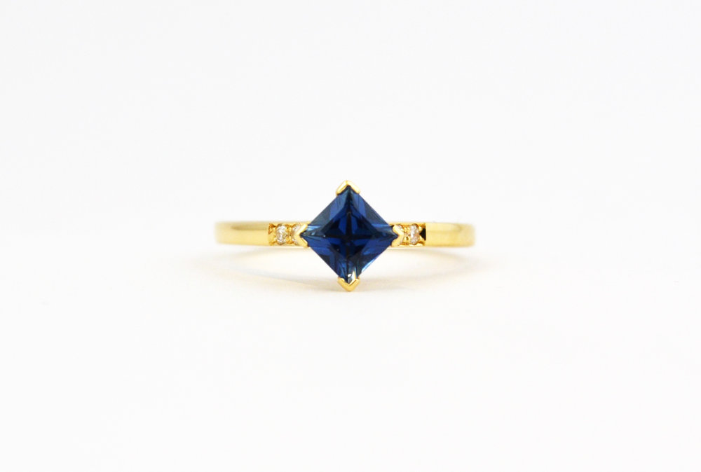 "Spanner & Wingnut bespoke ""Jacob"" ring 
