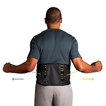 Our top-of-the-line aspen back braces offer one-of-a-kind support! adjust to your liking. there's even a pouch for heating and cooling packs!