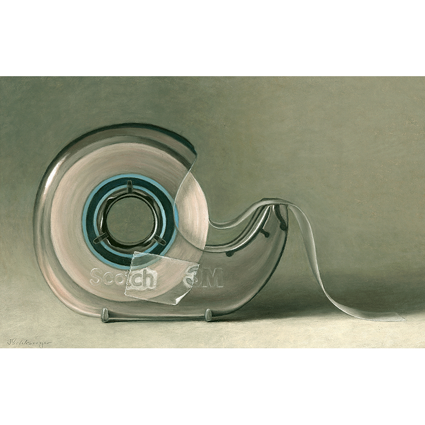 "Tape Dispenser  pastel  7"" x 11"""