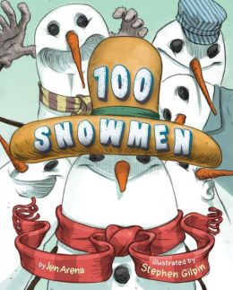 100 Snowmen  is a rhyming romp of counting up and counting down.