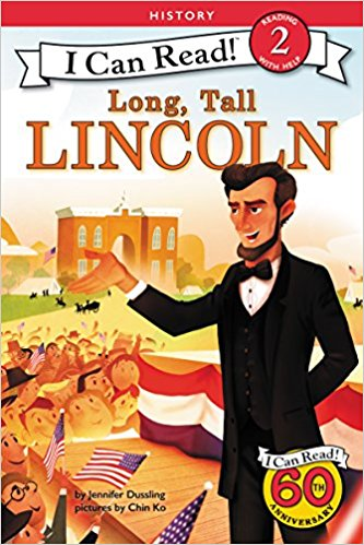 Lanky Lincoln didn't always act like a president, but he did the right thing for our country.