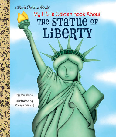 The true story of the Statue of Liberty