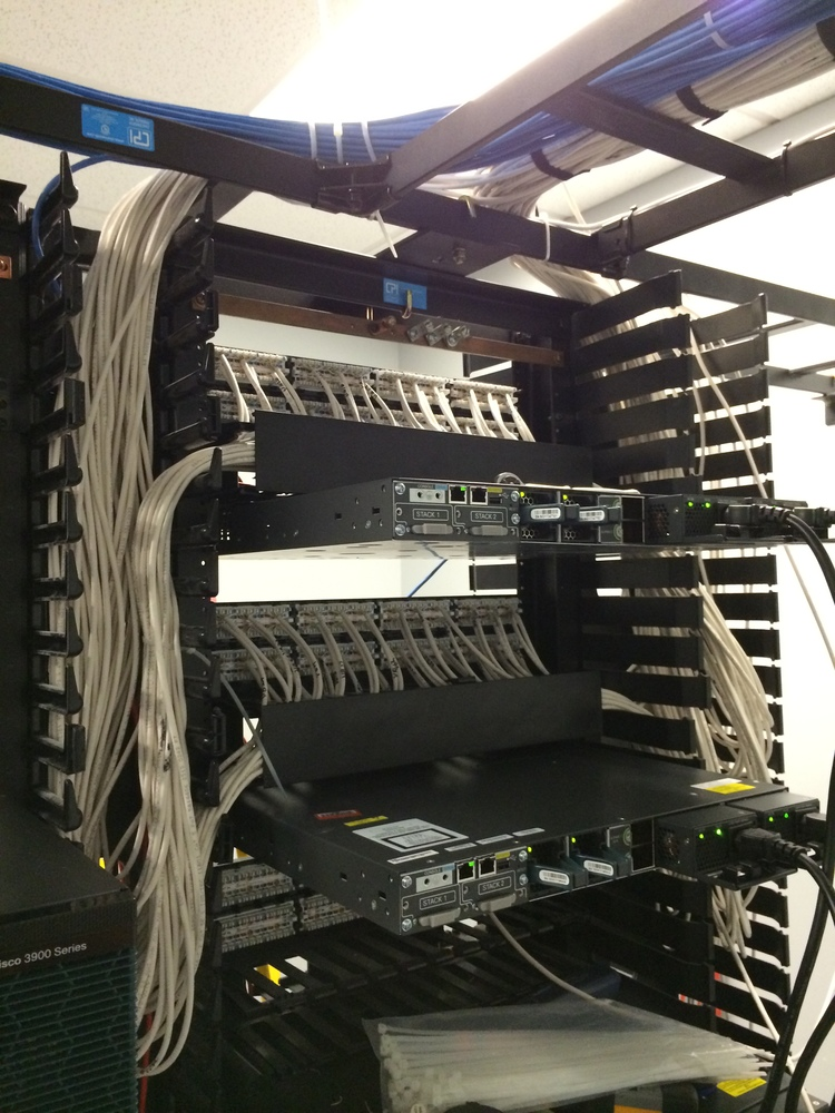 Structured Cabling Commercial and Residential Professionals — Cell ...
