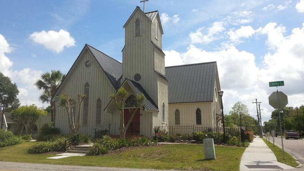 St. Peter's Episcopal Church, in Plant City