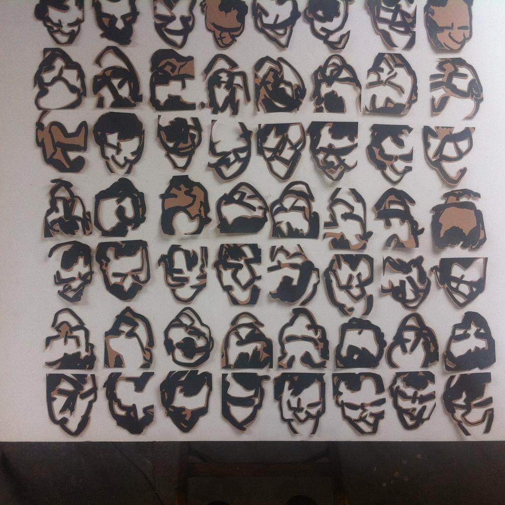 My original drawings