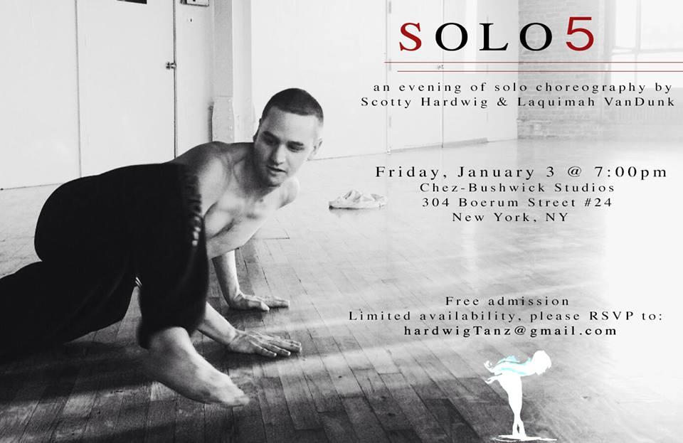 Chez Bushwick Brooklyn, New York January 3, 2014 7:00 p.m.