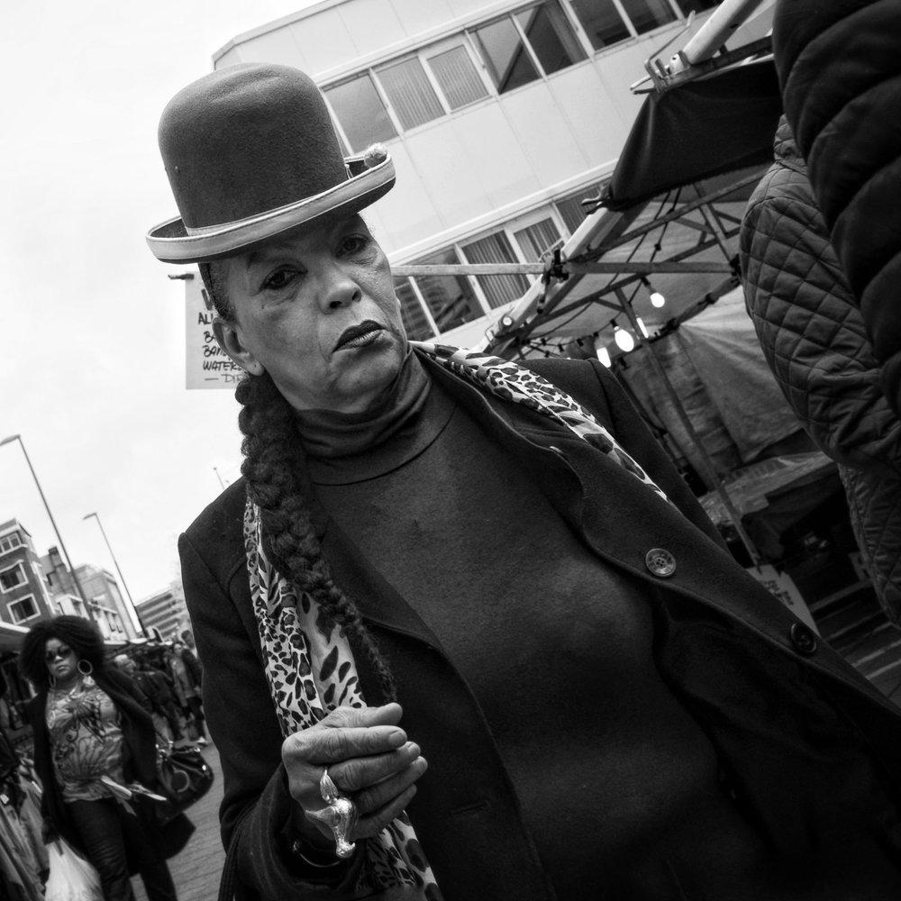 Jurgen Onland  Metropolitan People #1