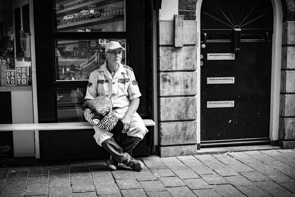 Jurgen Onland  Absent minded #3