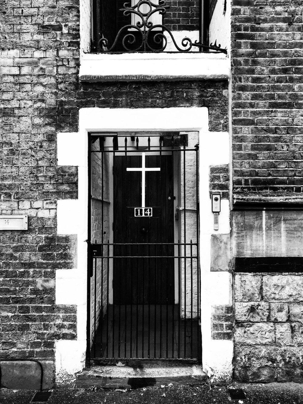 Jeanette Lendon  Eerie London #1