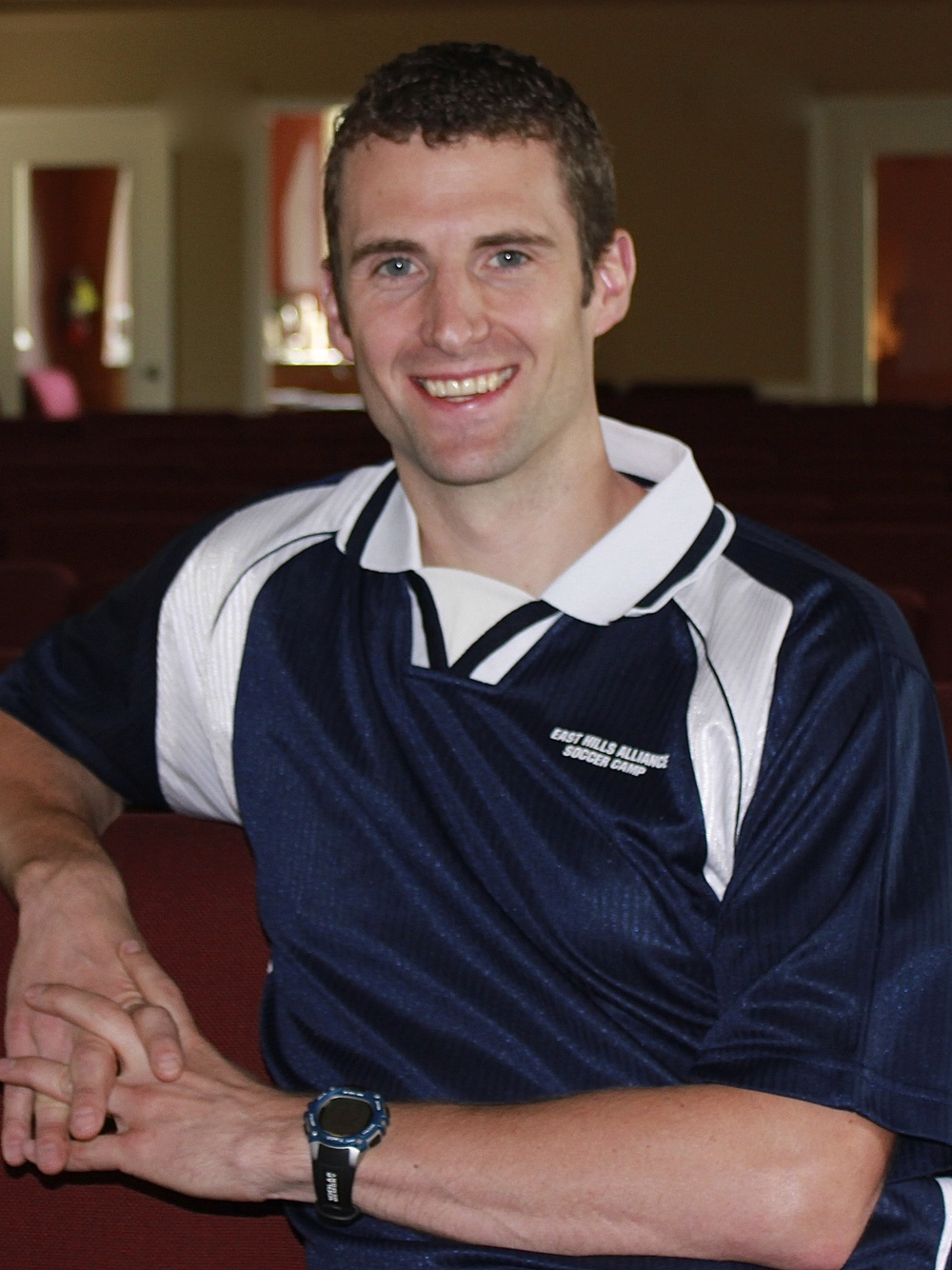 Nick Stumbo -Lead     Pastor Click here for bio...