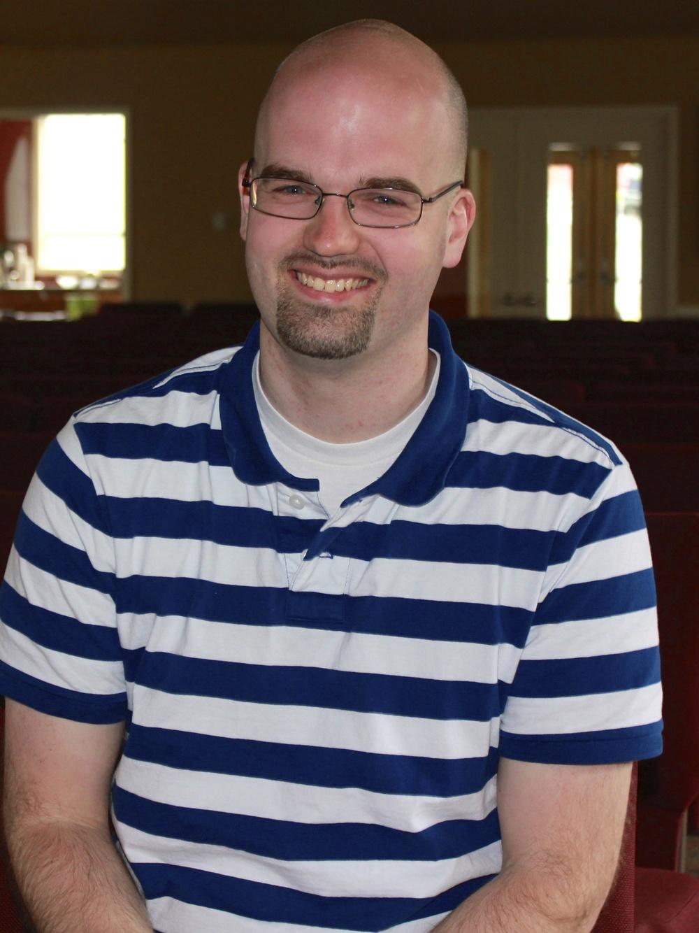 Josh Droke -Youth           Pastor Click here for bio...