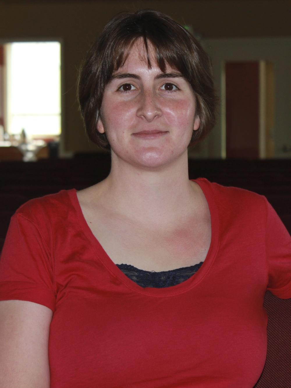 Amy Guartuche -Intern