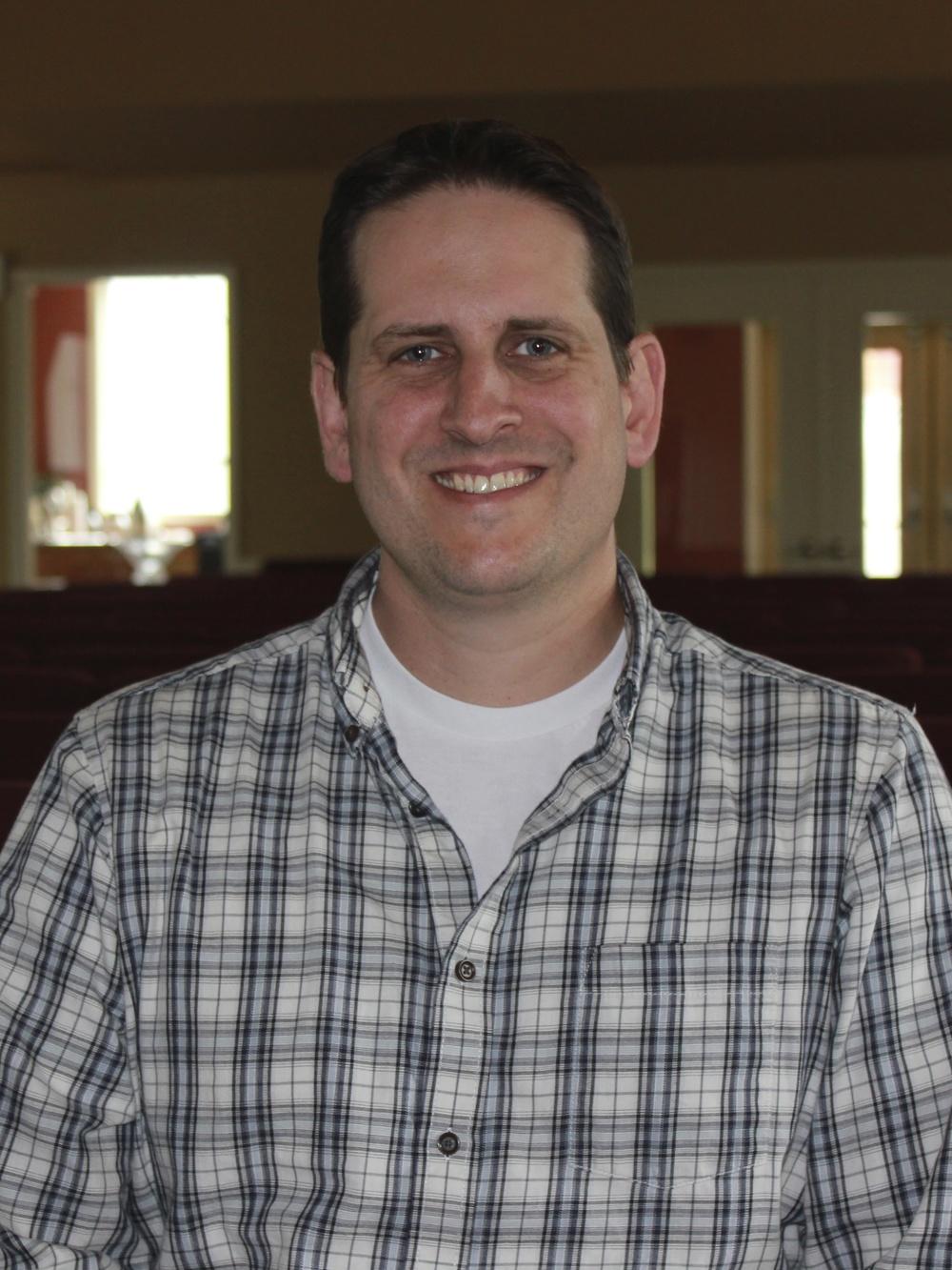 Jon Donohue -Pastor of Discipleship Click here for bio...