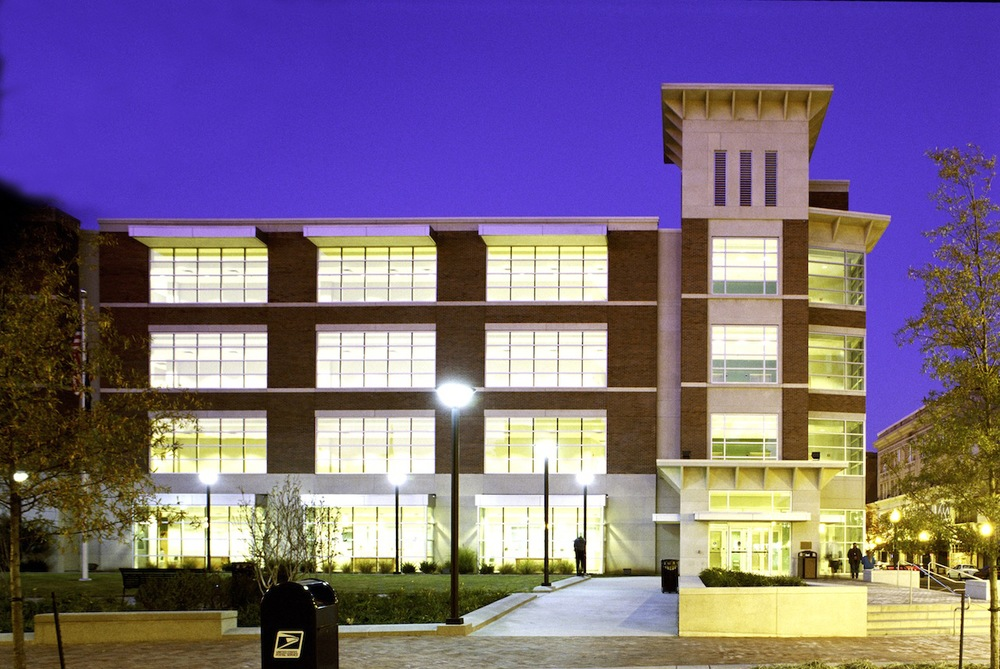 Mason Andrews Science Building, Tidewater Community College, Norfolk, Virginia